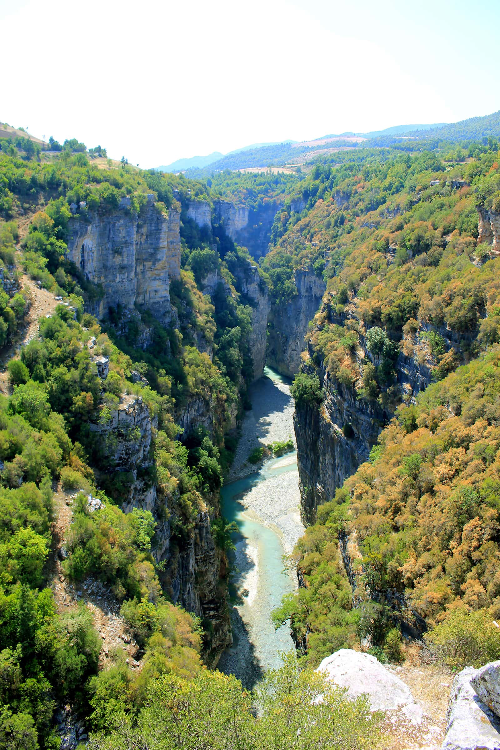 Radreise Albanien ab Korfu