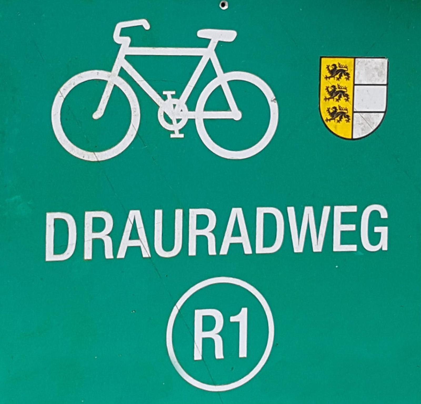 Radtour Drauradweg Österreich