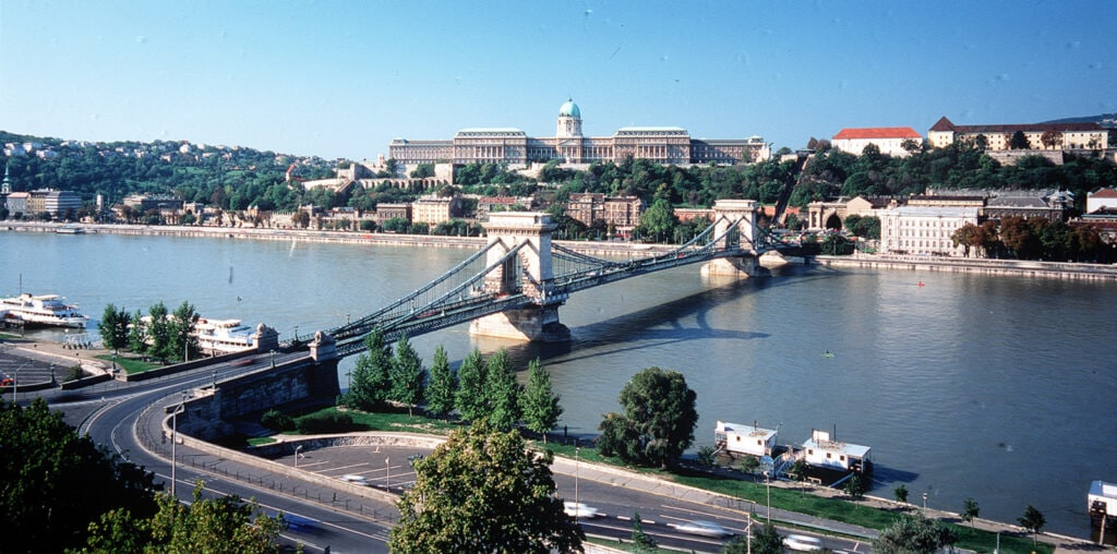 Radreise von Wien nach Budapest individuell