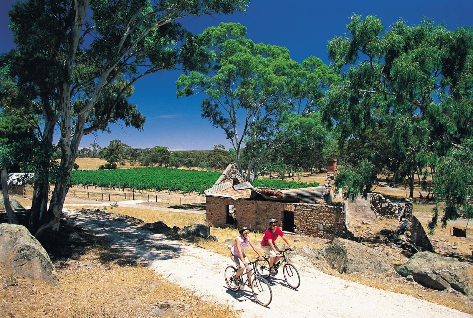 Radreise Australien