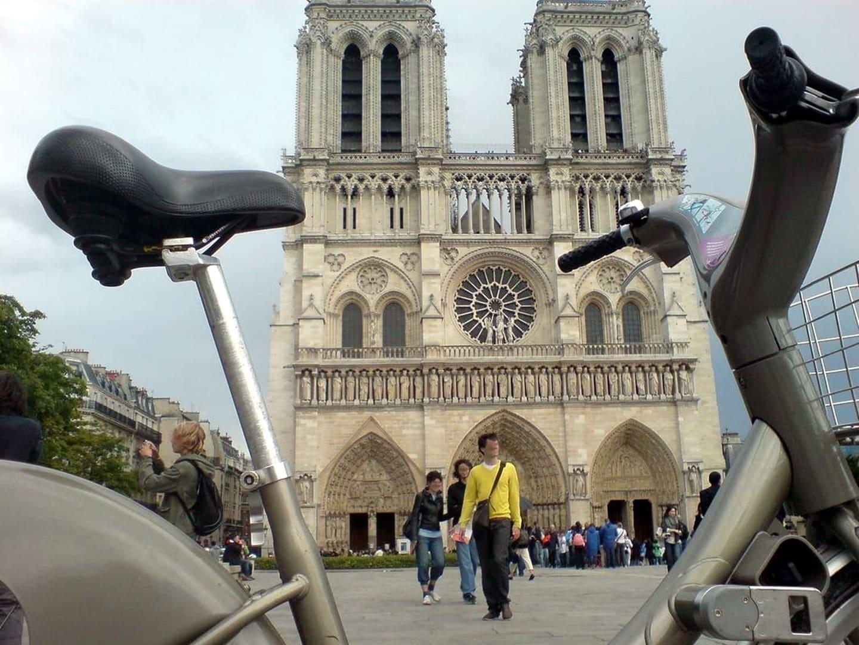 Rad und Schiff Frankreich und Belgien