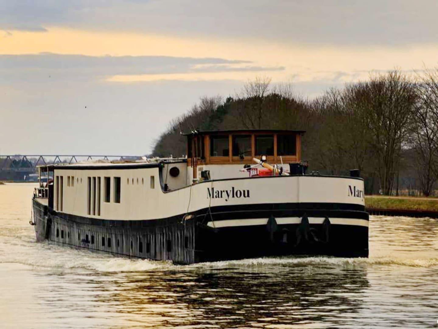 Rad und Schiff Berlin Deutschland