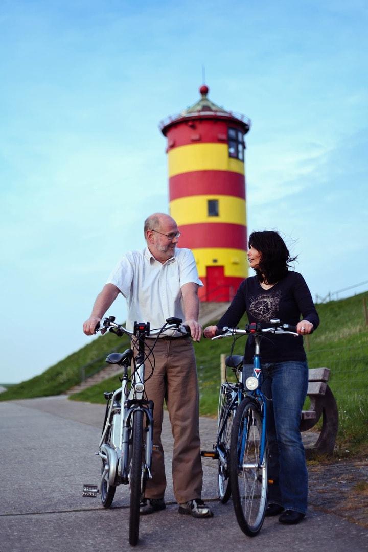 Radreise Nordsee Inselhüpfen