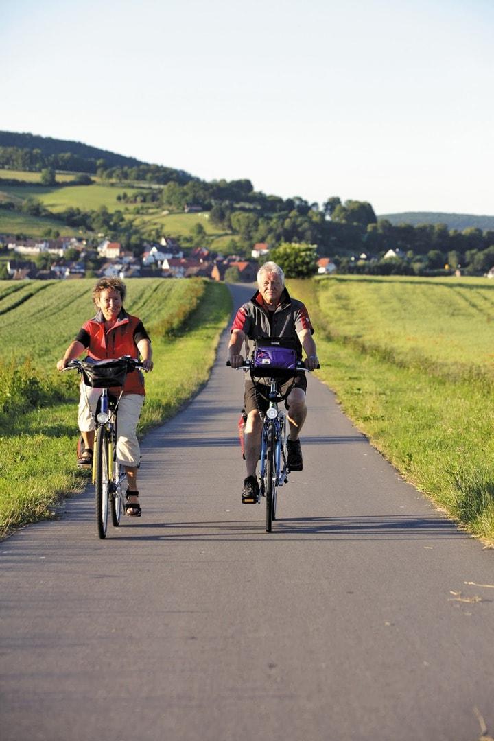 Weserradweg nach Bremen