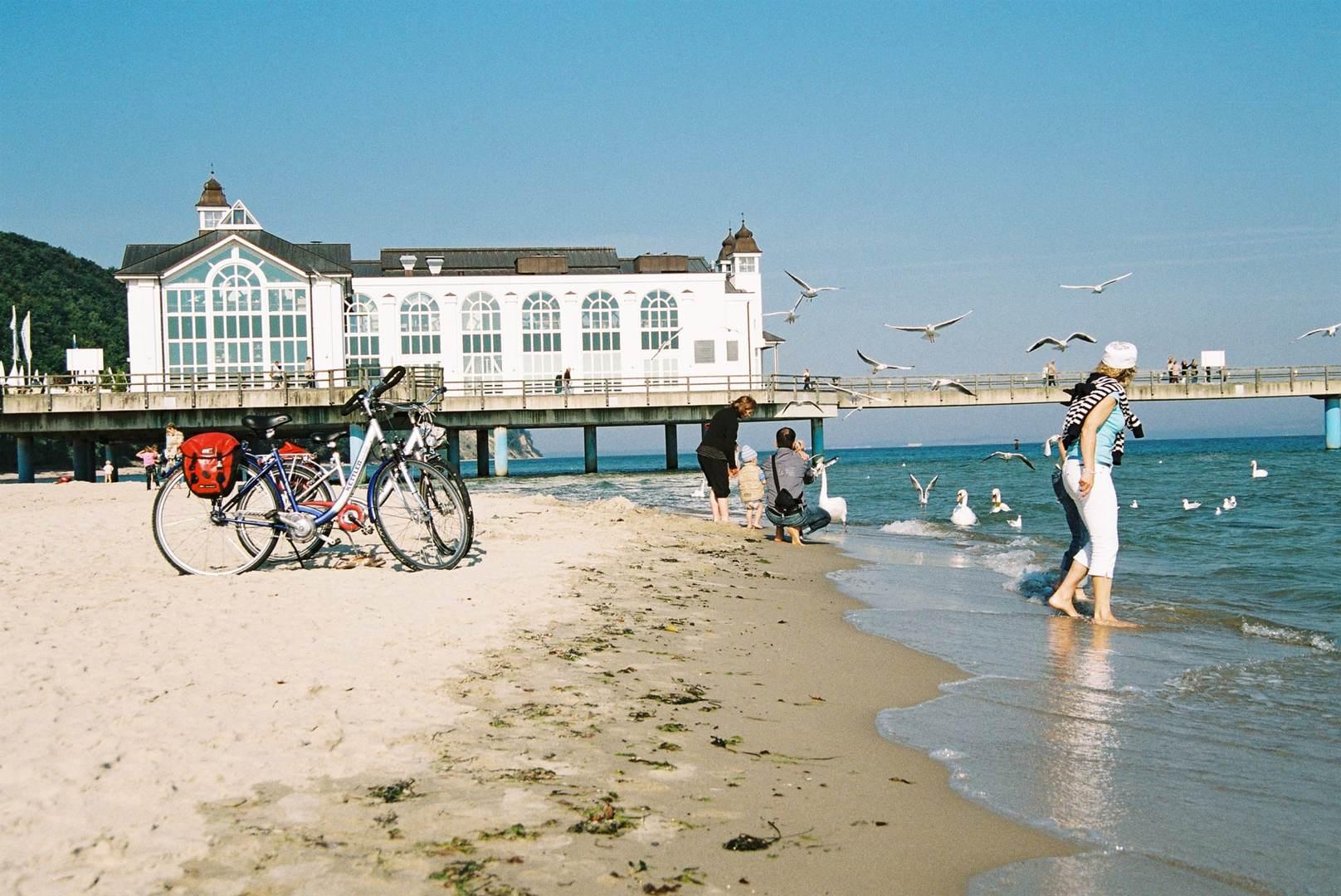 Radreise Rügen Ostsee