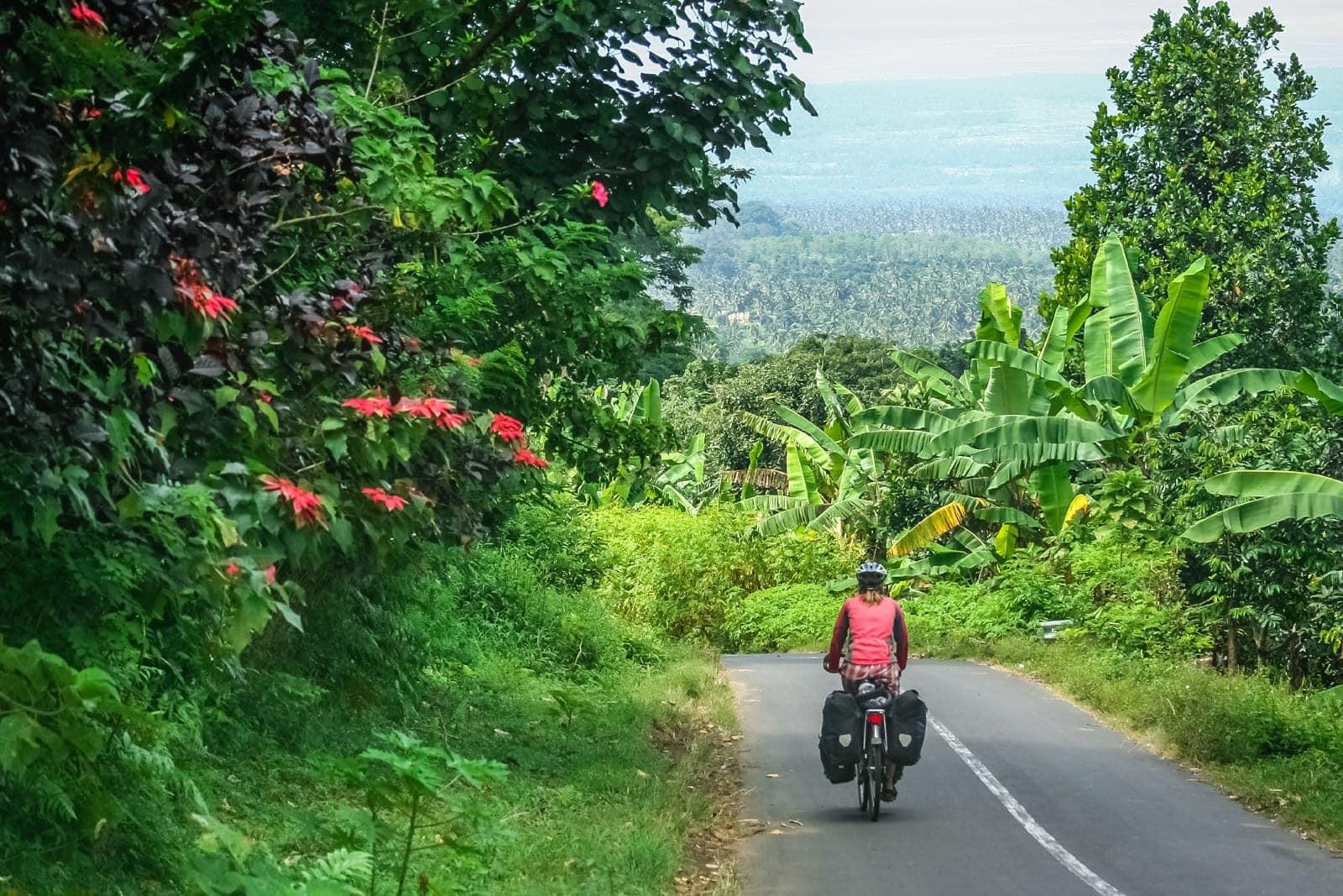 Radtour Ecuador Südamerika