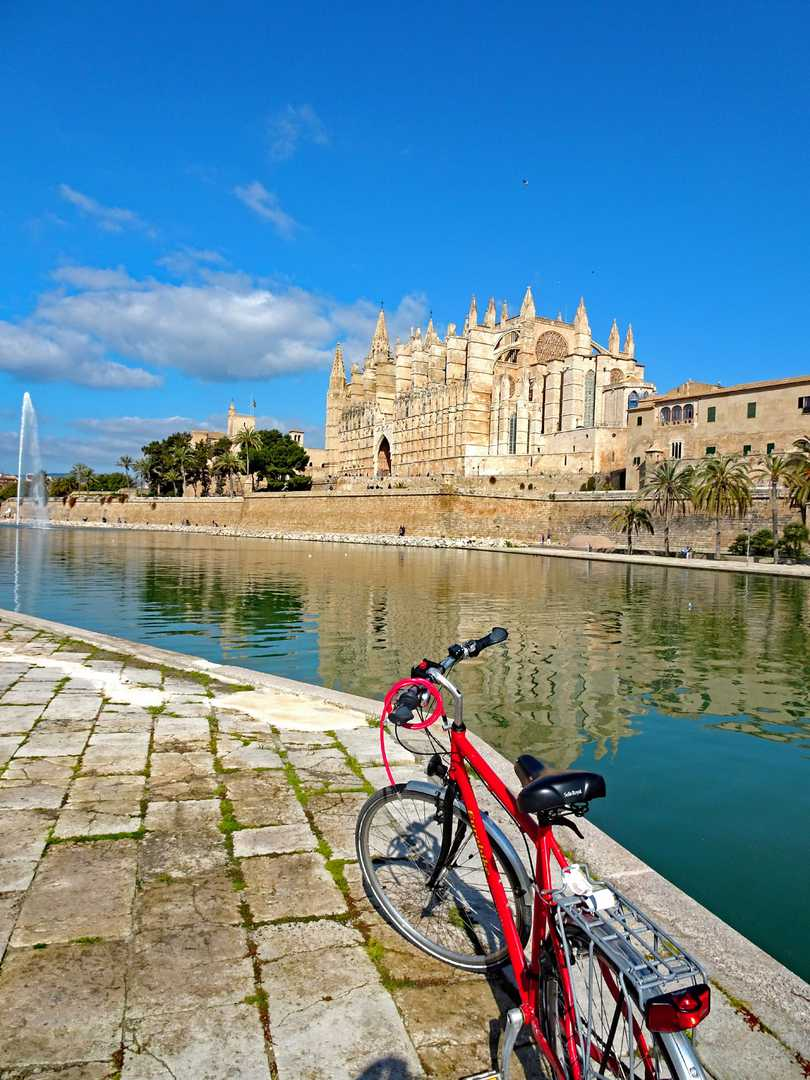 Radfahren Mallorca Spanien