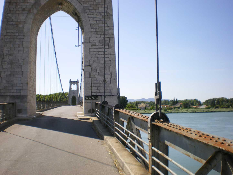 Radreise Rhoneradweg von Genf nach Lyon