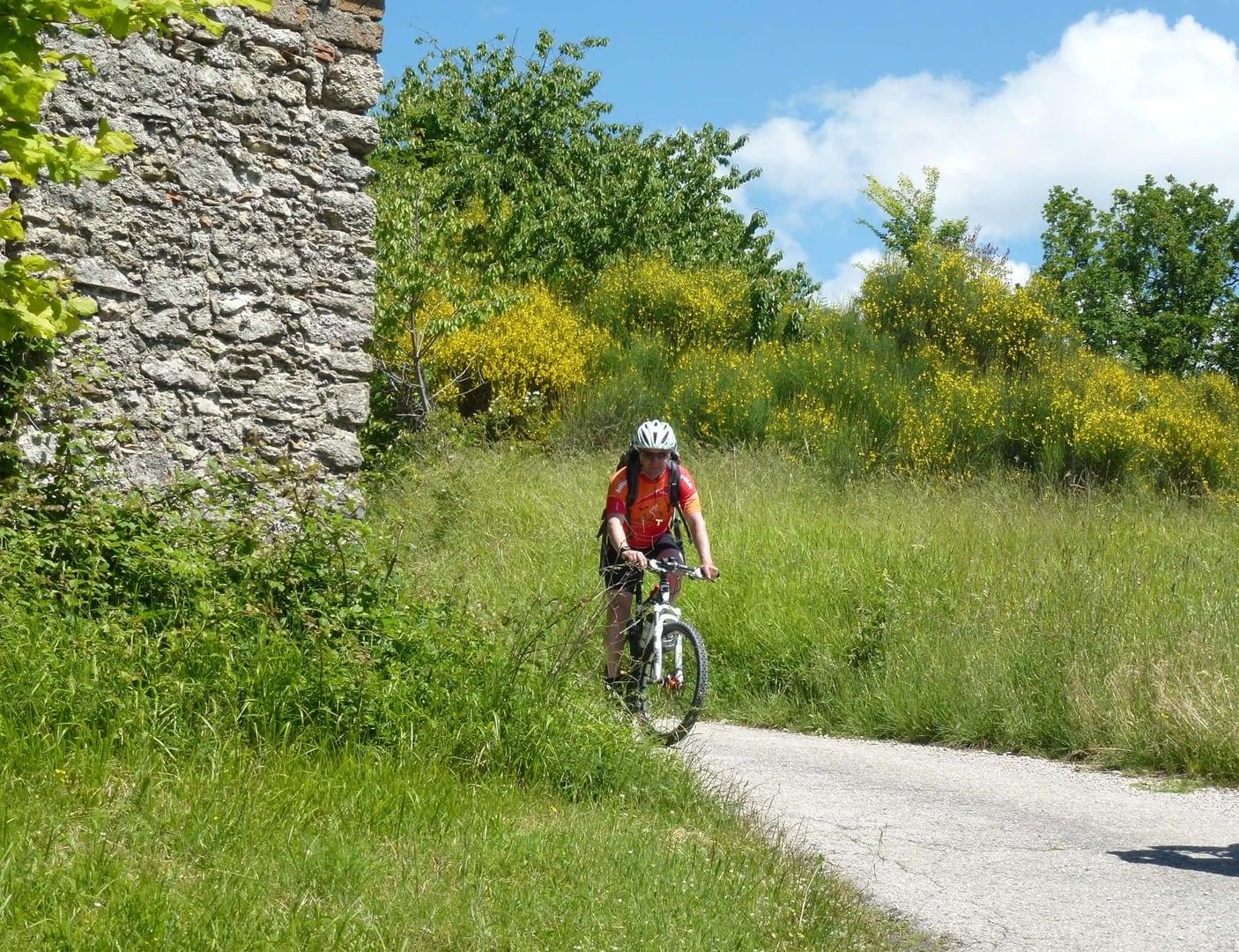 Radreise Italien Fiuggi - Riccione