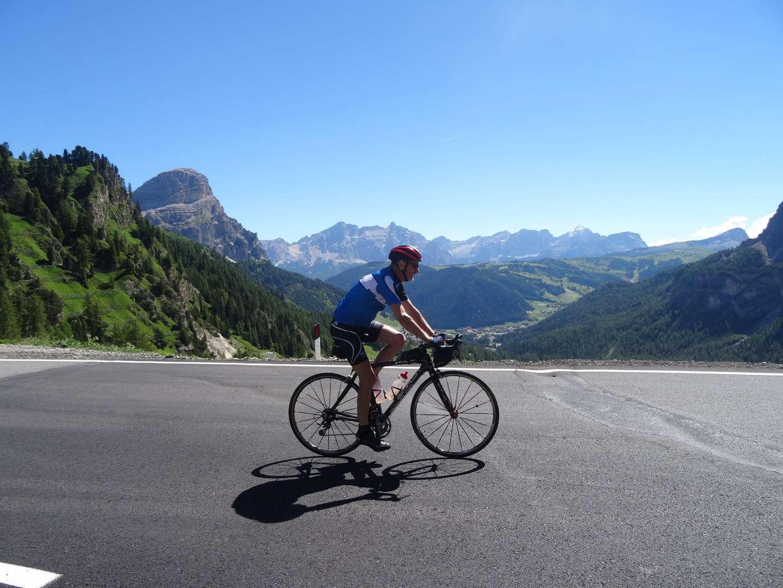 Rennradreise Dolomiten Launer-Reisen
