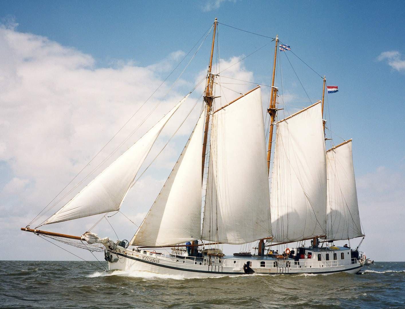 Rad- und Segelreise Holland Ijsselmeer