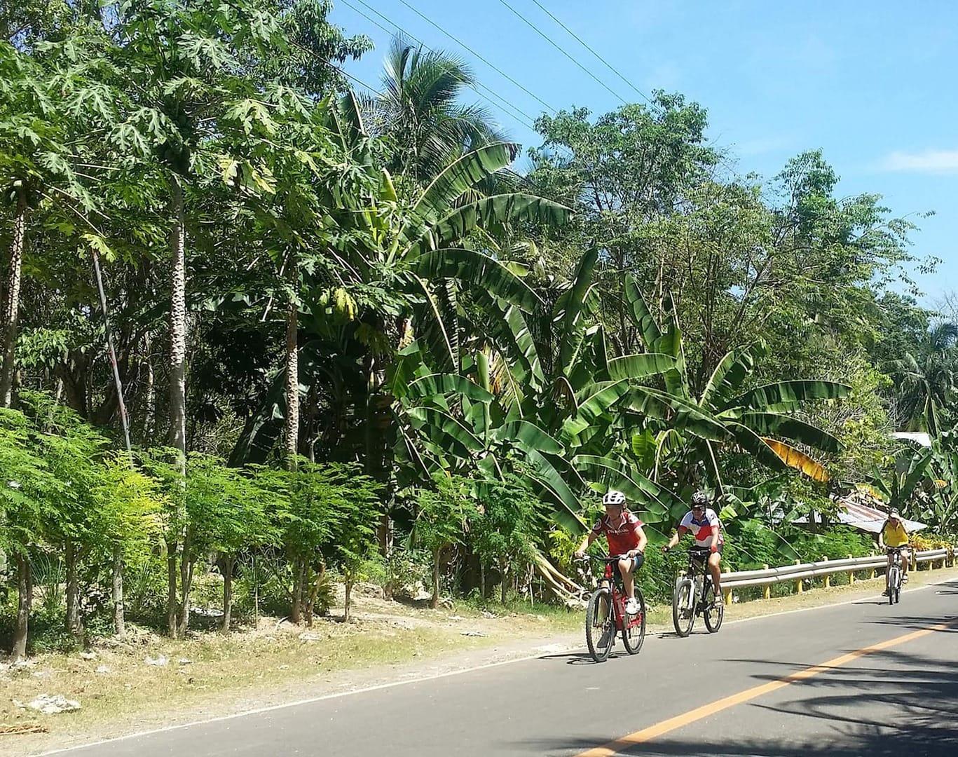 Radreise Philippinen geführte Radtouren