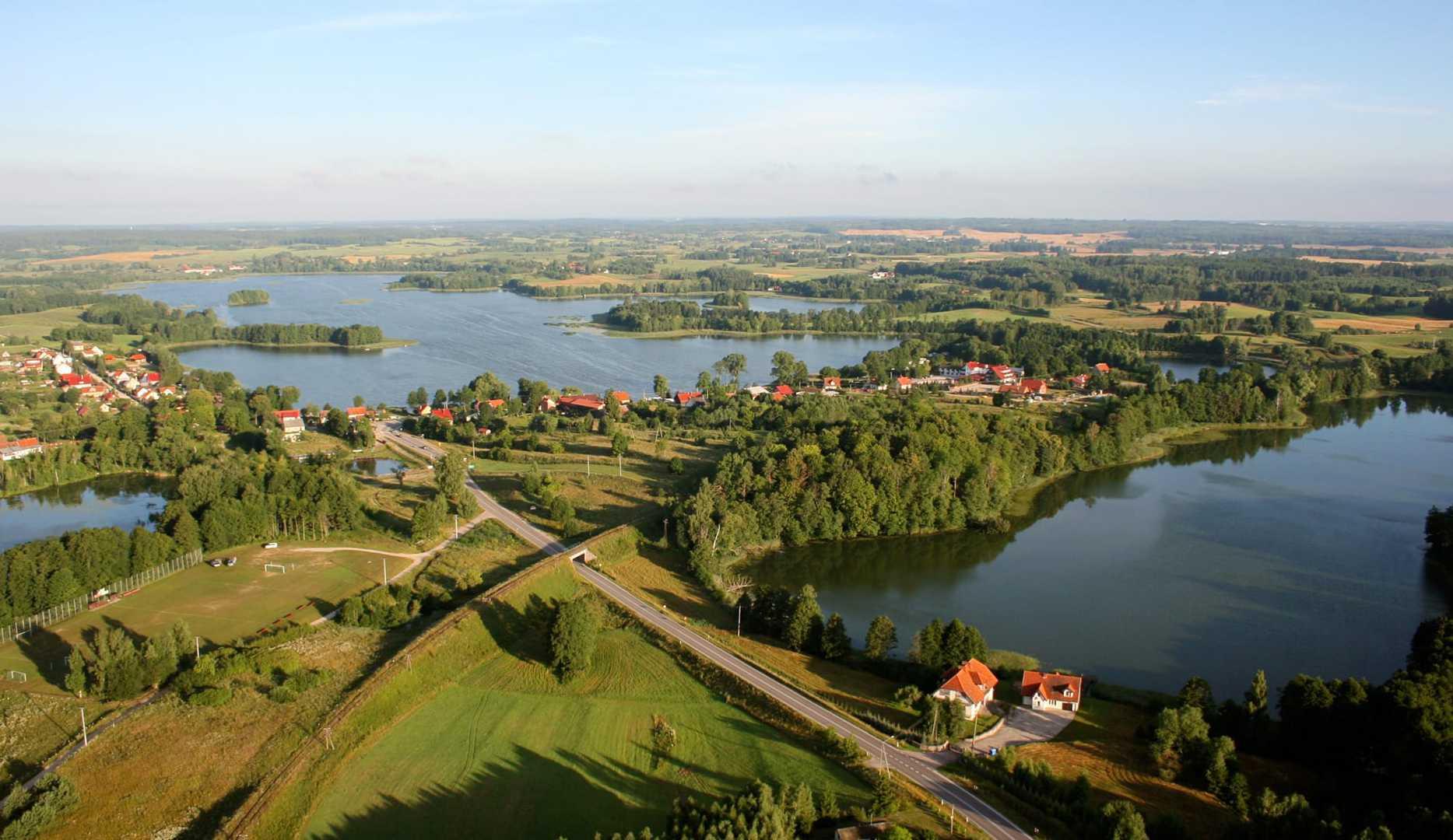 Radreise Masuren Polen