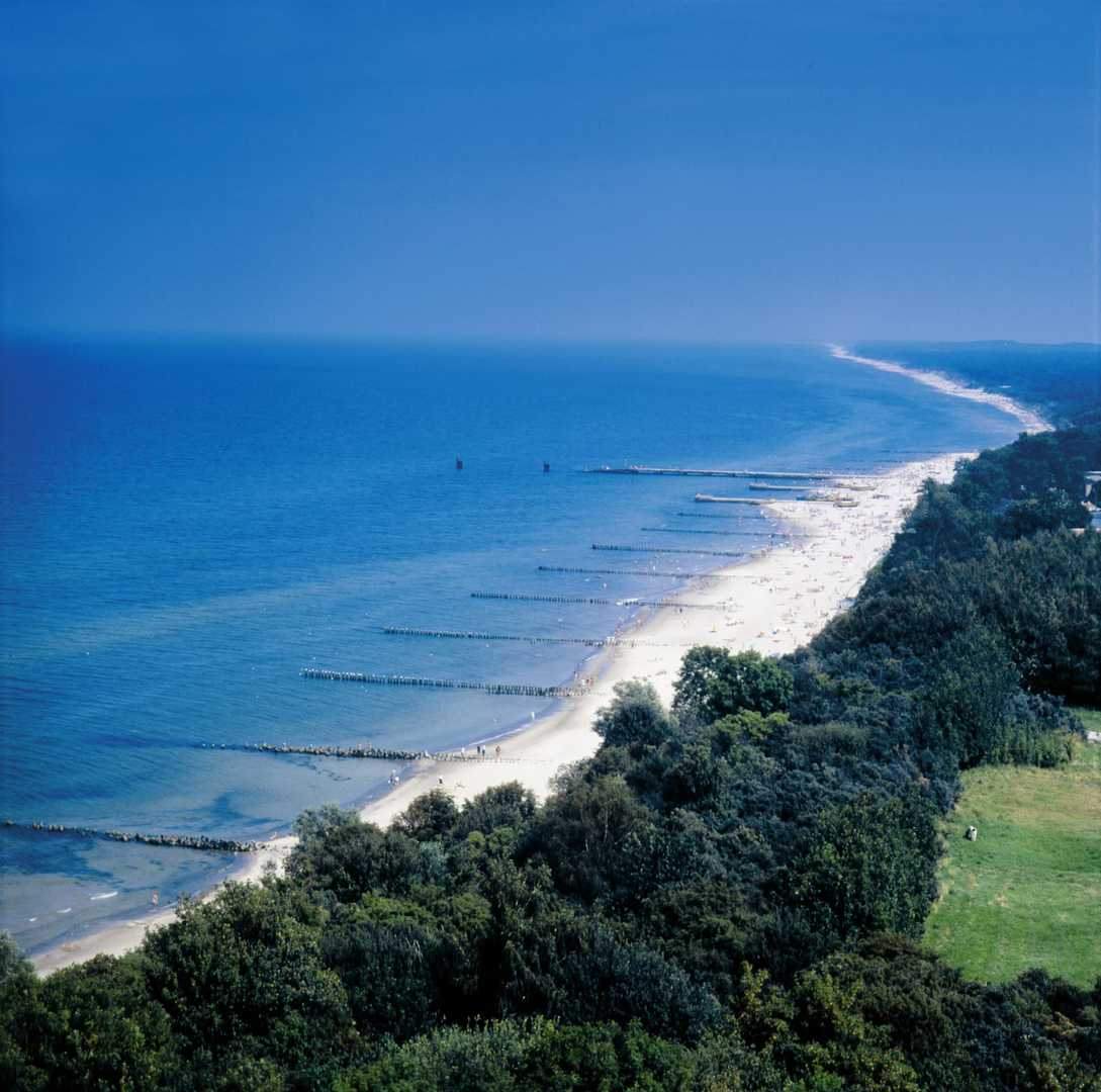 Radreise Polen Ostsee und Pommern