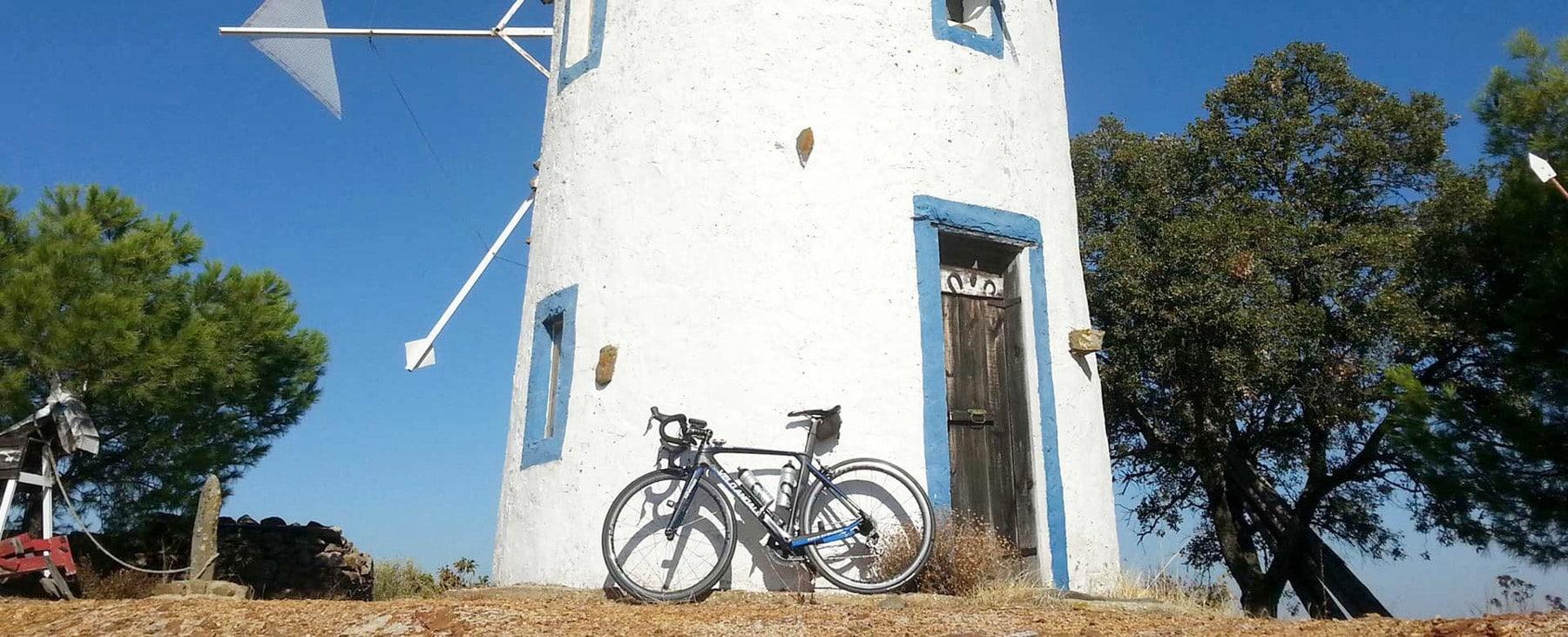 Rennradreise Portugal Algarve und Andalusien geführte Touren