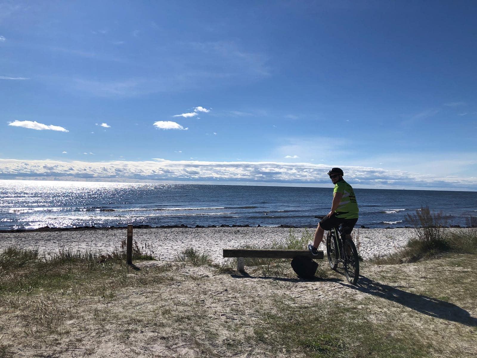 Radreise Insel Bornholm Dänemark individuelle Radtour