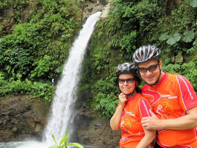 Radtour Costa Rica