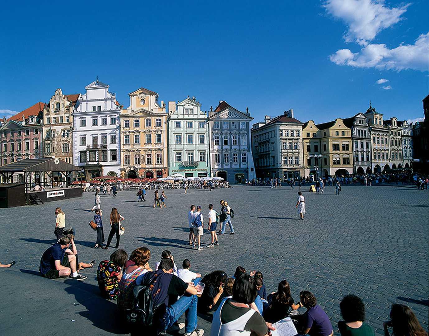Radreise von Prag nach Dresden individuell