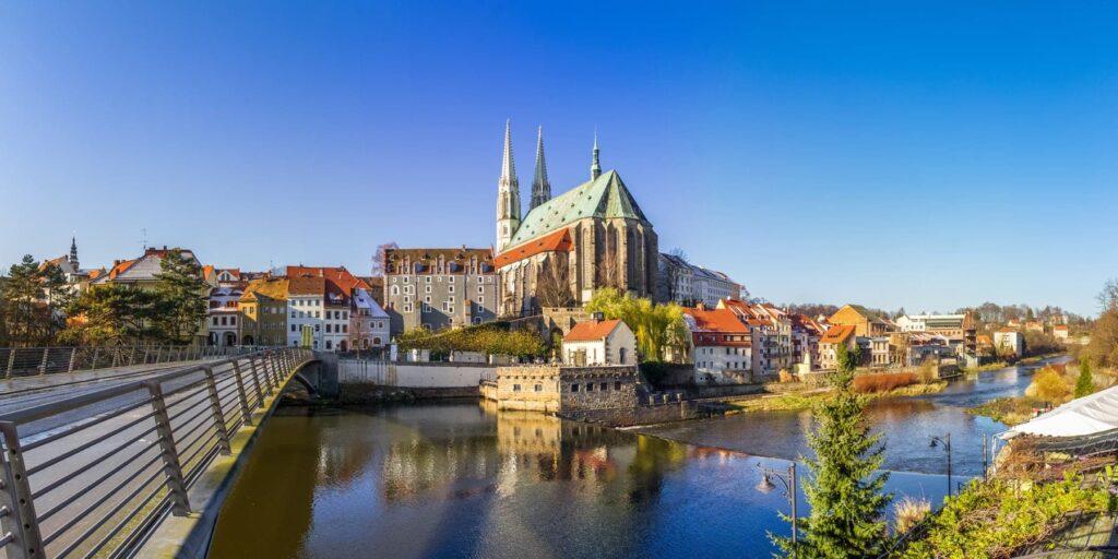 Radreise an Oder, Neiße und Spree Radtour von Zittau nach Berlin