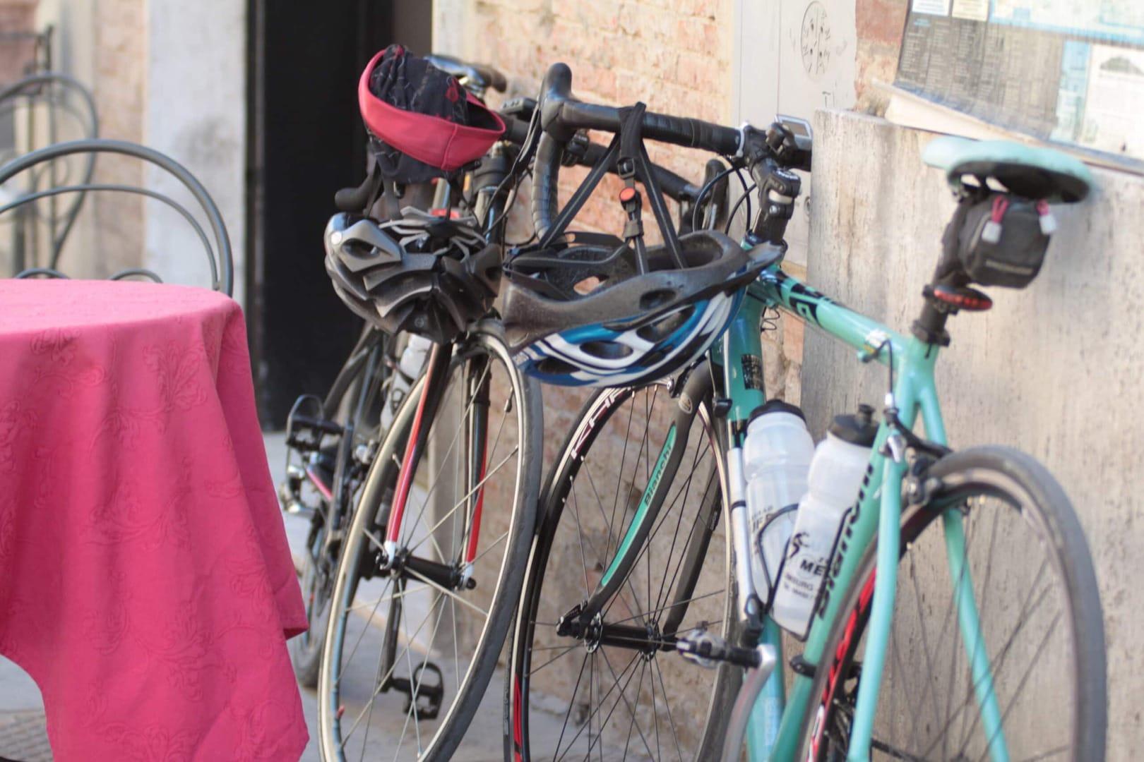 Rennradreise Via Claudia Augusta Launer-Reisen