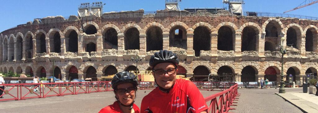 Italien Radreise 2 Radler