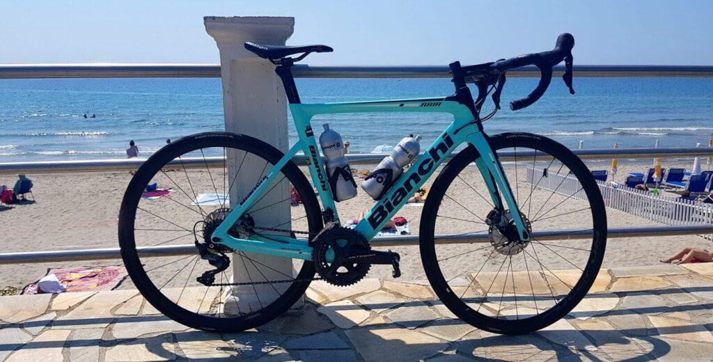Rennradreisen Italien