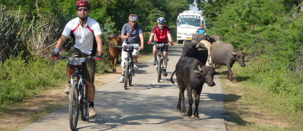 Sri Lanka Radreise