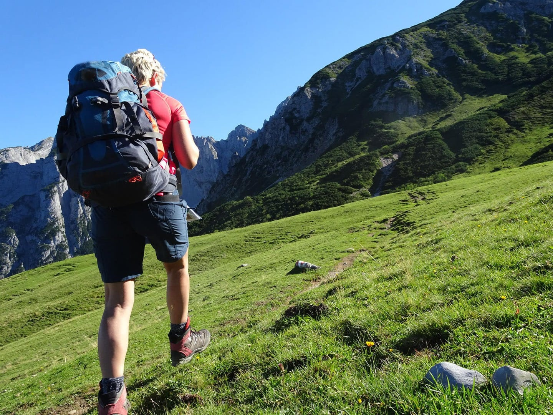 Wandertour Dachstein Höhenrundweg Österreich
