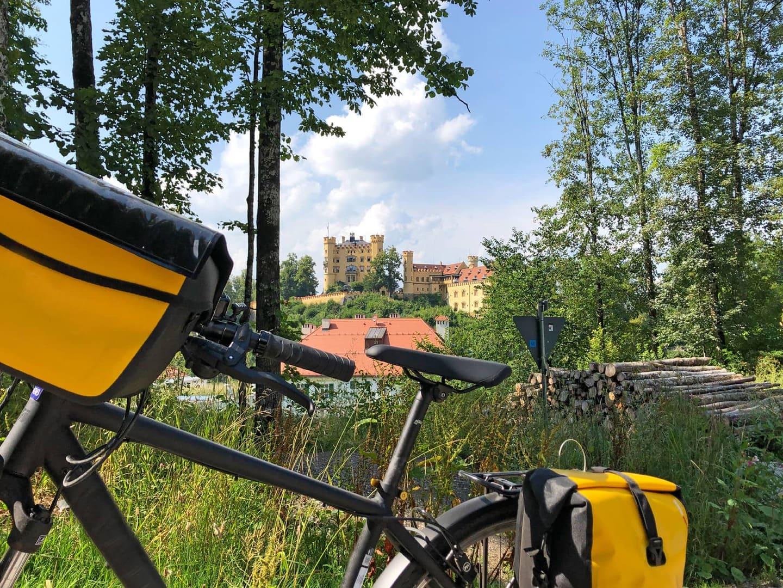 Radurlaub Allgäu und Seen in Deutschland