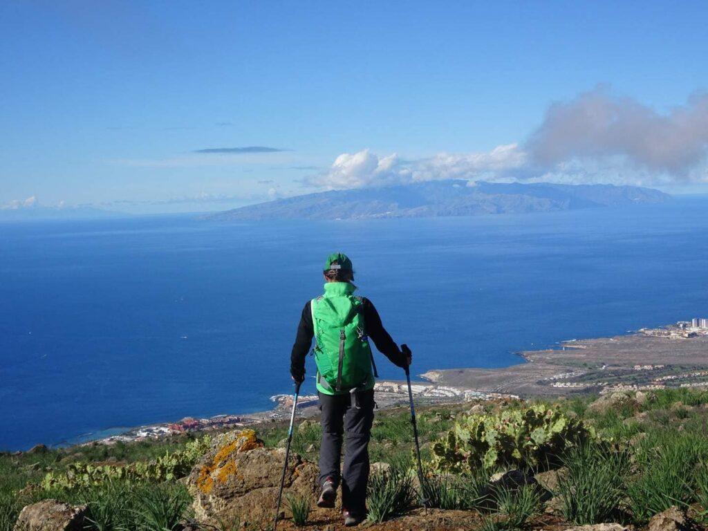 Wandern Teneriffa Spanien individual