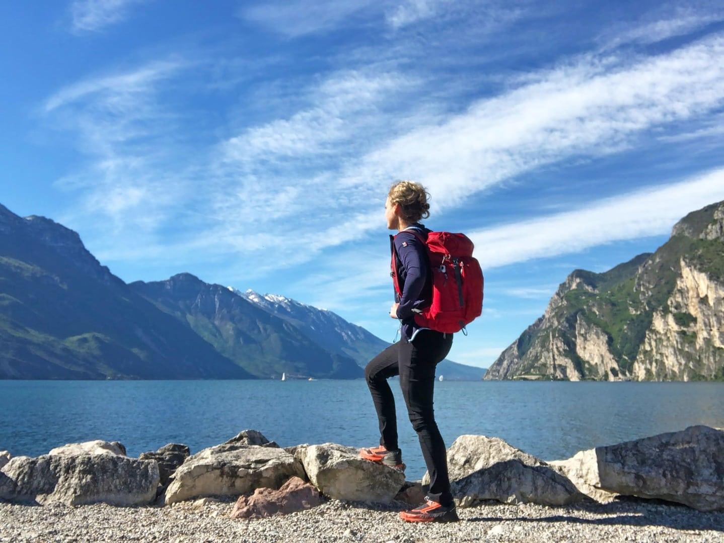 Wandertour vom Gardasee nach Venedig in Italien