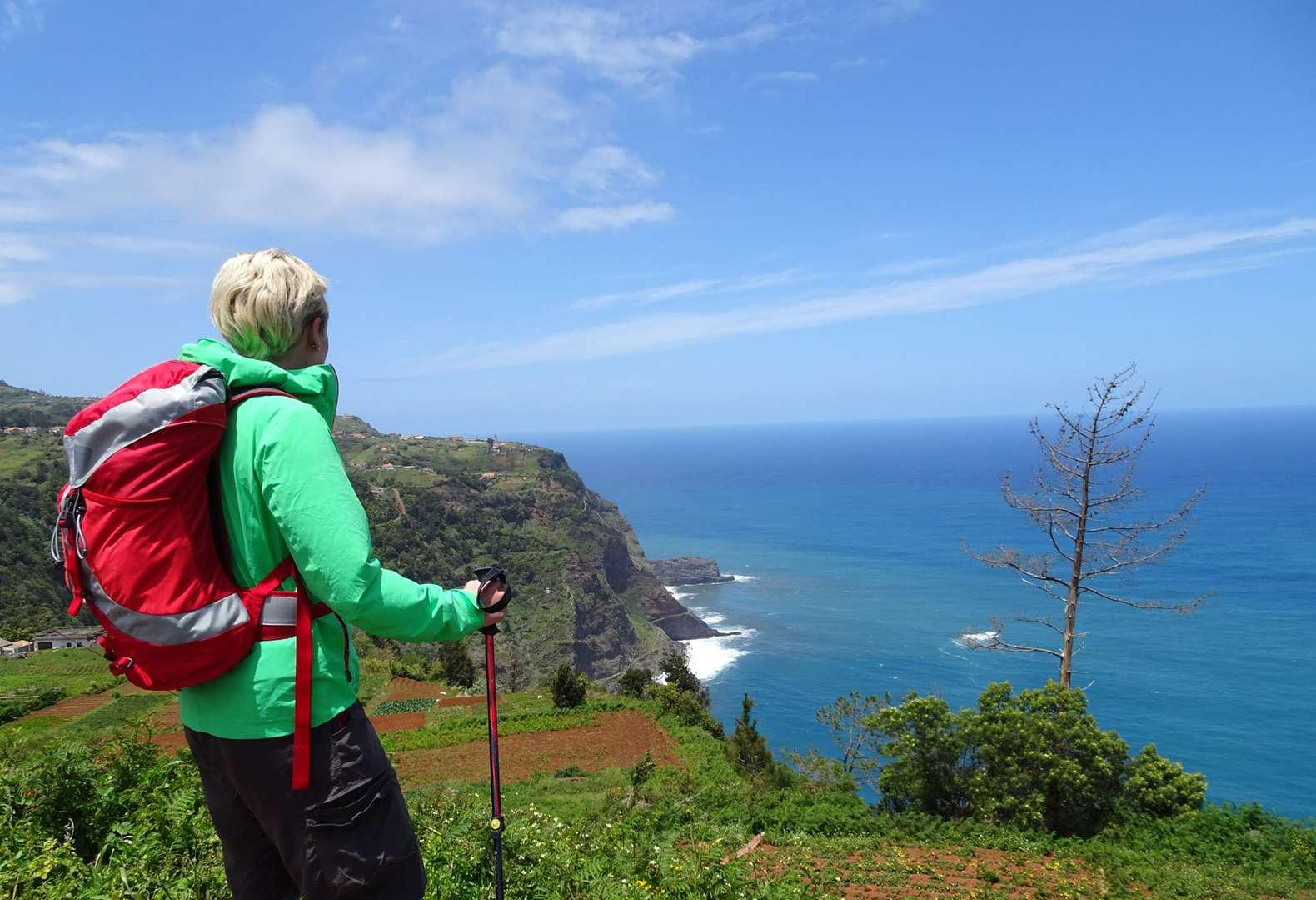 Wandern Madeira Portugal