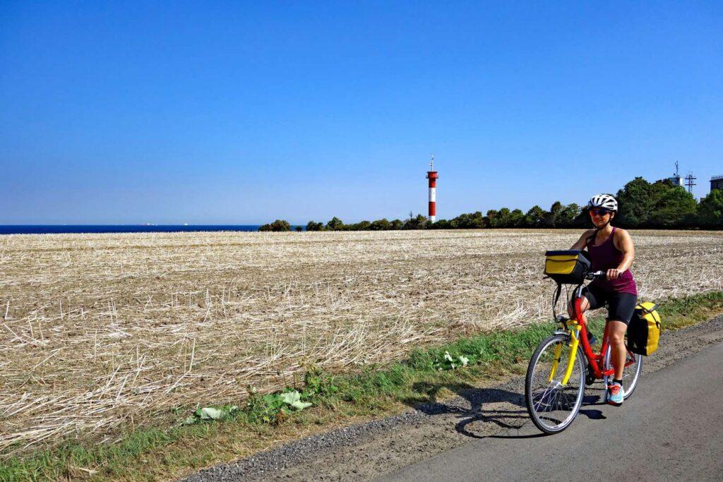 Fahrradurlaub Ostsee Küste Deutschland