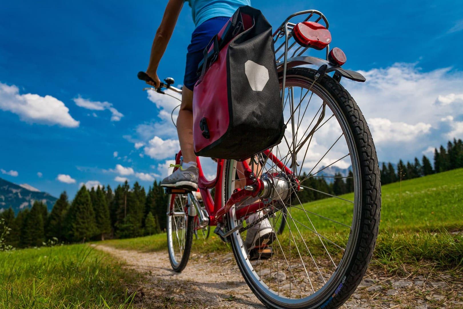 Radtour Bayern Romantische Straße und Seen in Deutschland