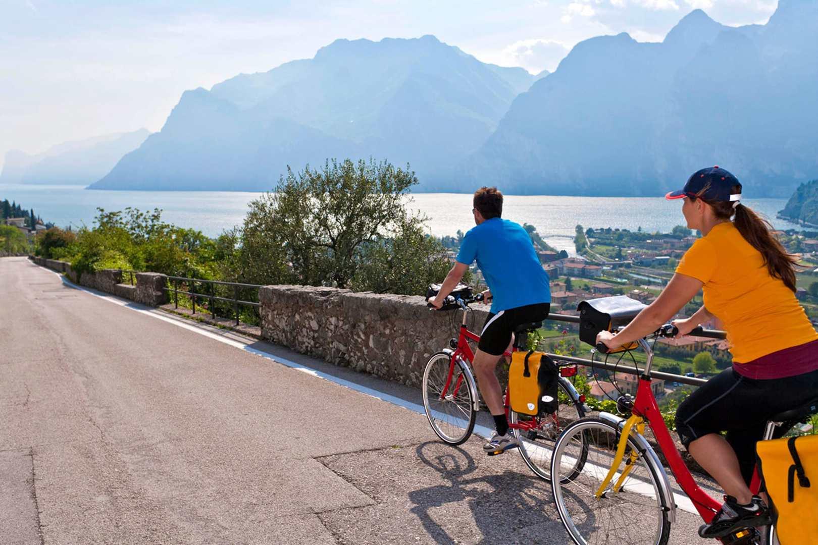 Radurlaub Gardasee Italien