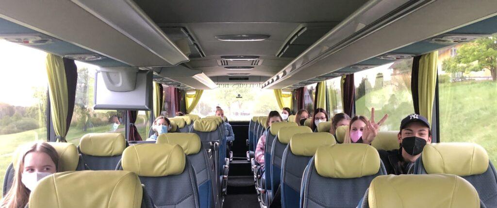 Corona Verstärkerbus