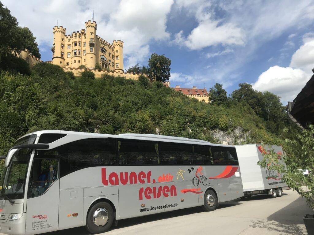Bus Launer-Reisen