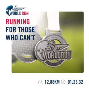Wings for Live - World Run