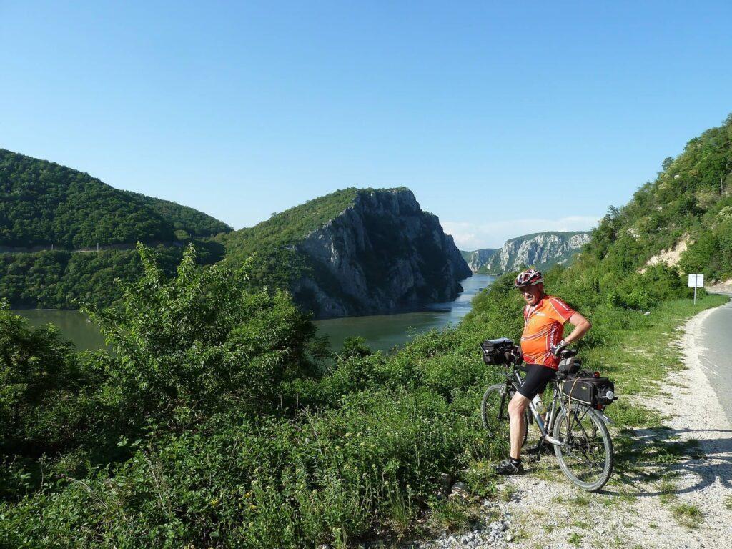 Radreise Rumänien Donaudelta ans Schwarze Meer