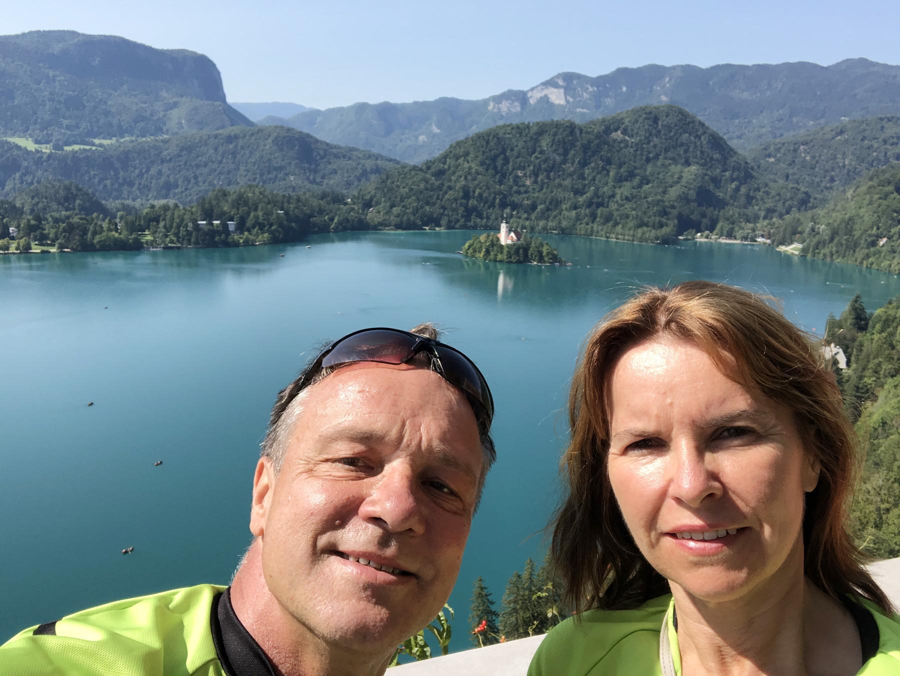 Radreise Slowenien Bleder See Portoroz